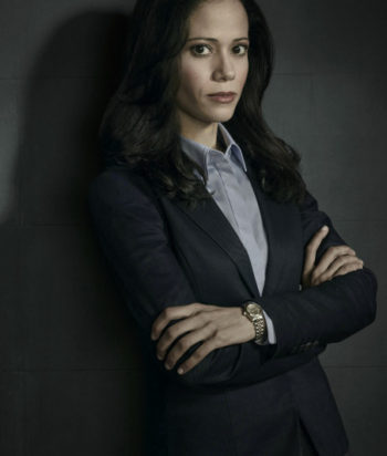 A picture of the character Renee Montoya