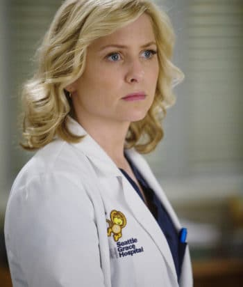 A picture of the character Arizona Robbins