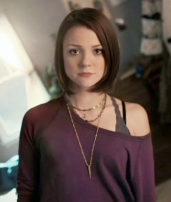 A picture of the character Emily Fitch