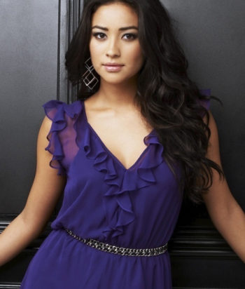 A picture of the character Emily Fields