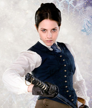 A picture of the character Jenny Flint