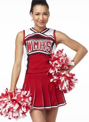 A picture of the character Santana Lopez