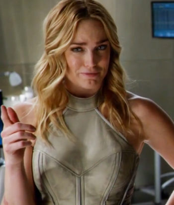 A picture of the character Sara Lance - Years: 2016, 2017, 2018, 2019, 2020