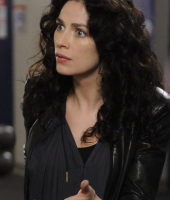 A picture of the character Myka Bering
