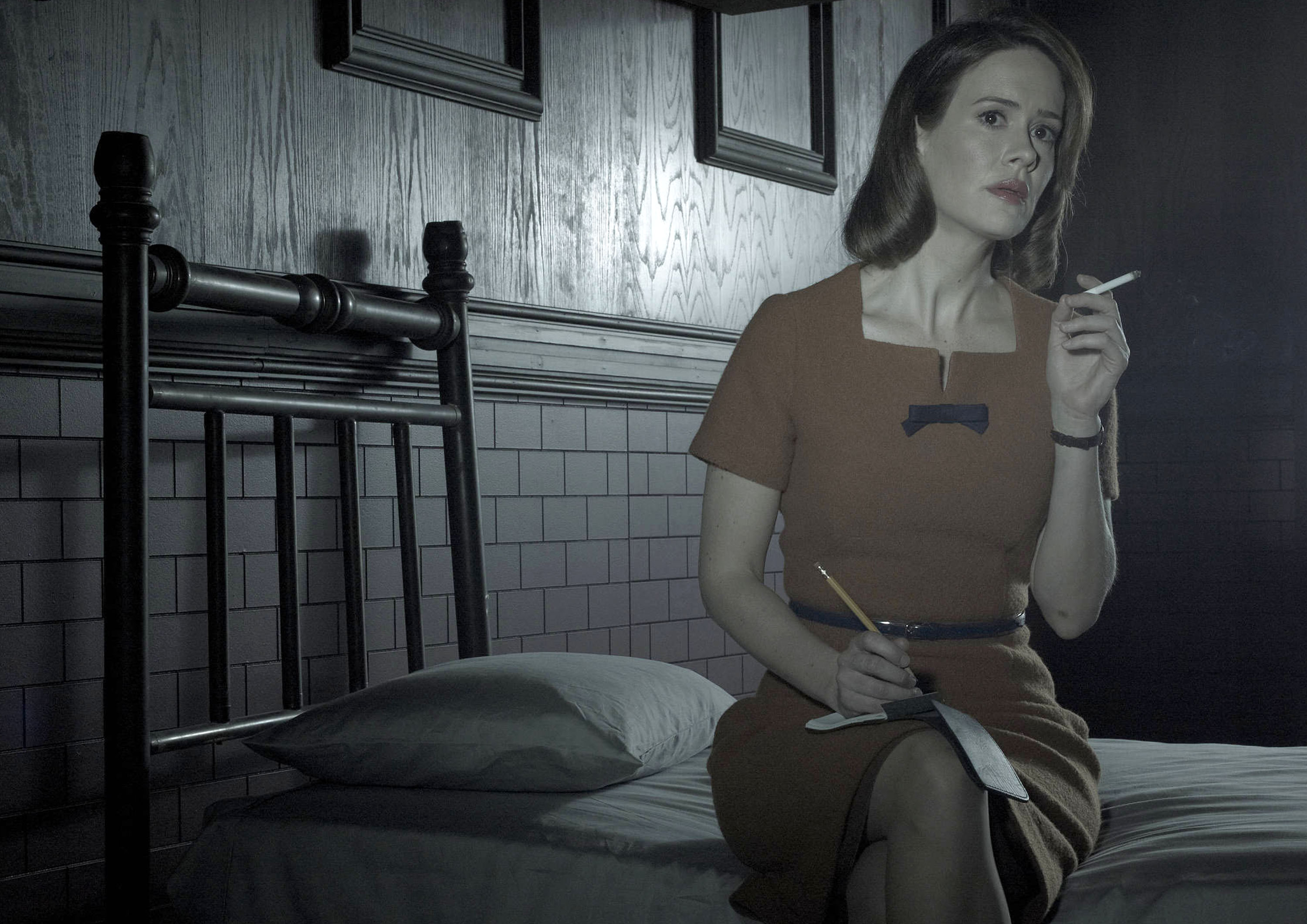 American Horror Story Moira And Elizabeth american horror story | lezwatch.tv