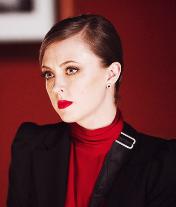 A picture of the character Margot Verger