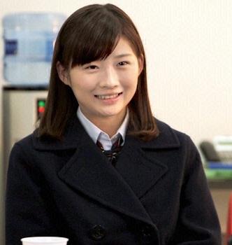 A picture of the character Hayama Sayuri