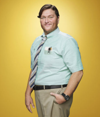 A picture of the character Coach Beiste