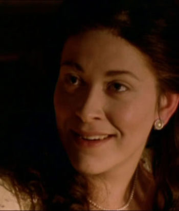 A picture of the character Lucy Diver - Years: 1996