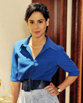 A picture of the character Teresa García - Years: 2008, 2009, 2010, 2011, 2012