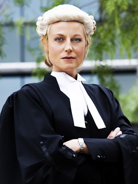 A picture of the character Janet King