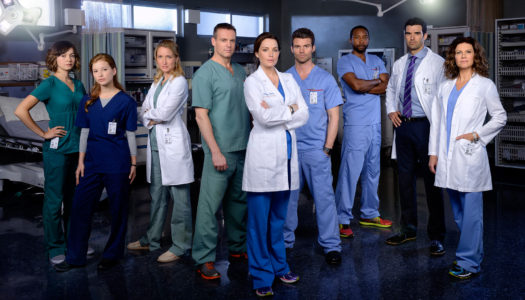 Saving Hope Pledges to Treat LGBT Characters Better