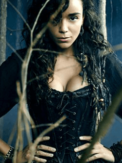 A picture of the character Tituba