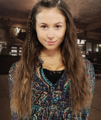 A picture of the character Waverly Earp