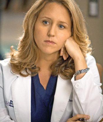 A picture of the character Erica Hahn