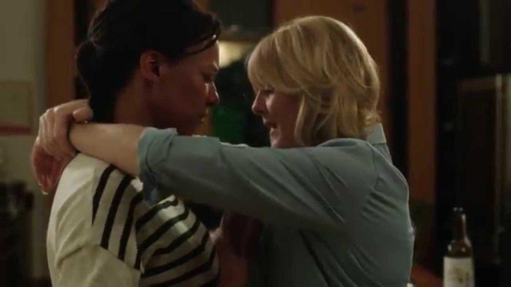 Caroline and Kate