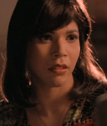 A picture of the character Stephanie Grant