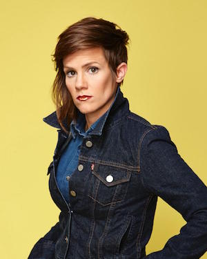 A picture of the character Cameron Esposito