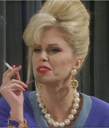 A picture of the character Patsy Stone - Years: 1992, 1994, 1995, 1996, 2001, 2002, 2003, 2004, 2011, 2012