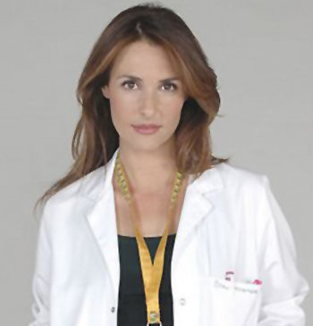 "A picture of the character Macarena ""Maca"" Fernández Wilson - Years: 2004, 2005, 2006, 2007, 2008, 2009, 2010, 2011"