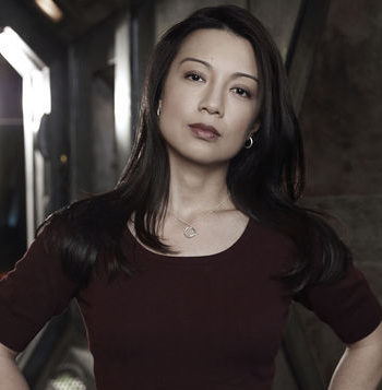 A picture of the character Camile Wray