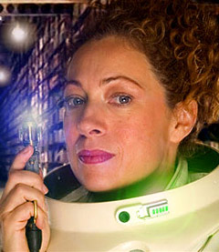 A picture of the character River Song - Years: 2008, 2010, 2011, 2012, 2013, 2015