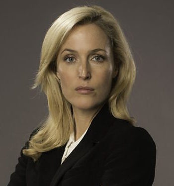 A picture of the character Stella Gibson - Years: 2013, 2014, 2016