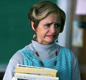 A picture of the character Jerri Blank - Years: 1999, 2000