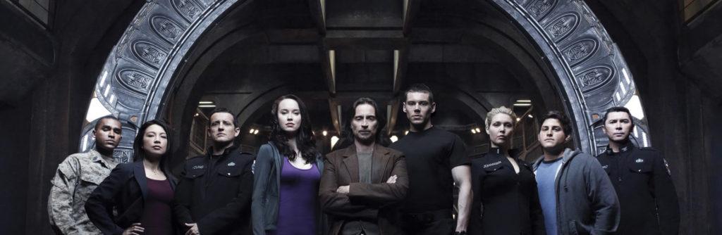 SGU Stargate Universe