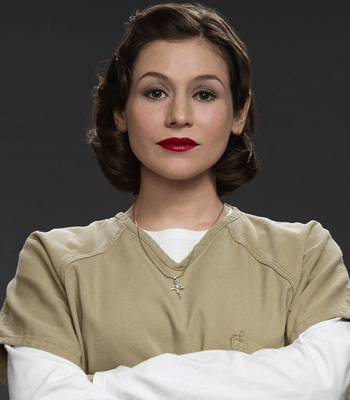 A picture of the character Lorna Morello