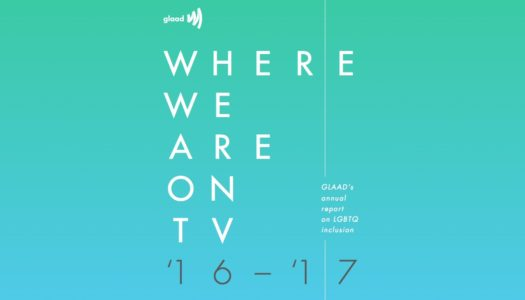 "GLAAD's ""Where We Are on TV"" 2016 Report"