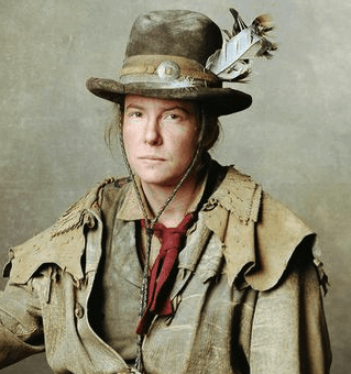 A picture of the character Jane Canary (Calamity Jane) - Years: 2004, 2005, 2006, 2019