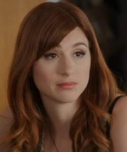A picture of the character Gretchen Cutler