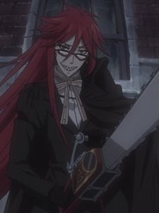 A picture of the character Grell Sutcliff - Years: 2008, 2009