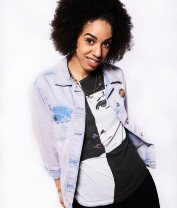 A picture of the character Bill Potts - Years: 2016, 2017