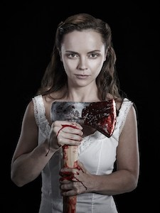 A picture of the character Lizzie Borden - Years: 2015