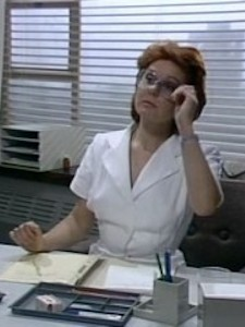 A picture of the character Rose Marie