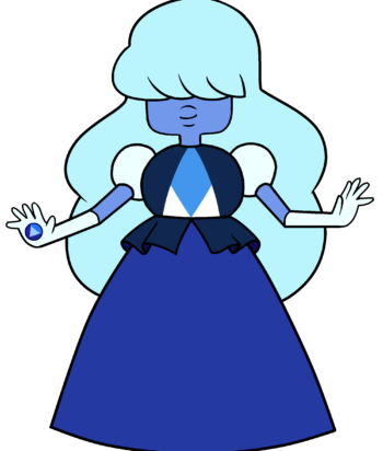 A picture of the character Sapphire