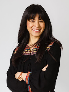 A picture of the character Ruby Flores