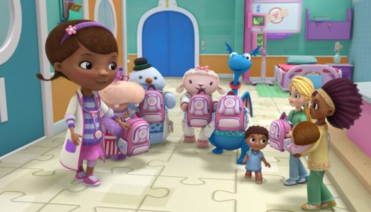 Disney's Step Forward: Doc McStuffins
