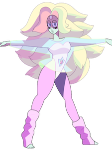A picture of the character Rainbow Quartz