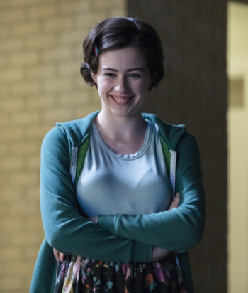 A picture of the character Haley Clark