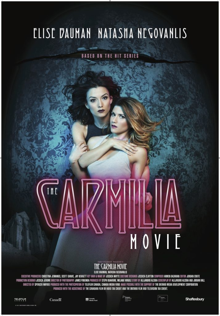 Official Carmilla Movie Poster
