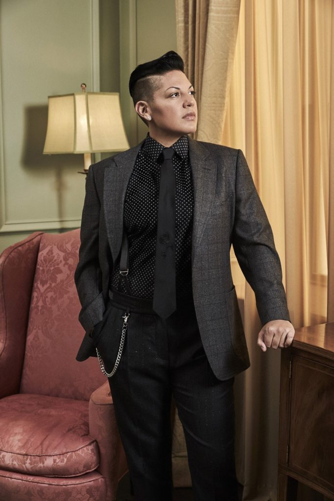 Sara Ramirez as Kat Sandoval