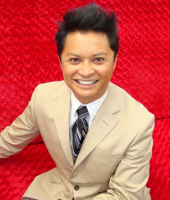 A picture of the actor Alec Mapa