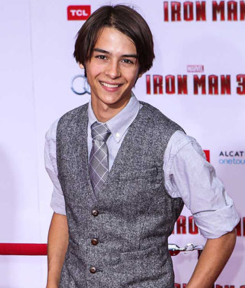 A picture of the actor Bridger Zadina