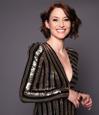 A picture of the actor Chyler Leigh