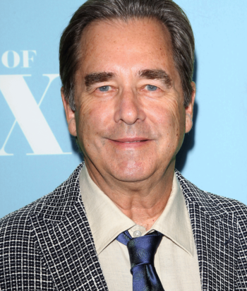 A picture of the actor Beau Bridges