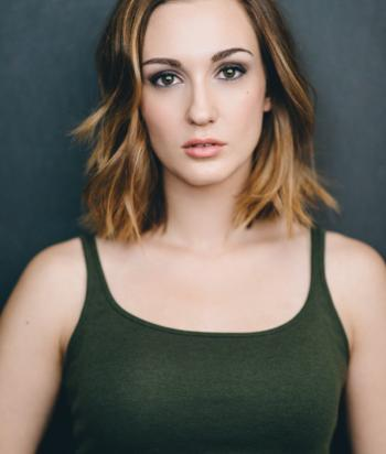 A picture of the actor Kat Barrell