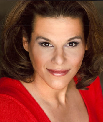 A picture of the actor Alexandra Billings